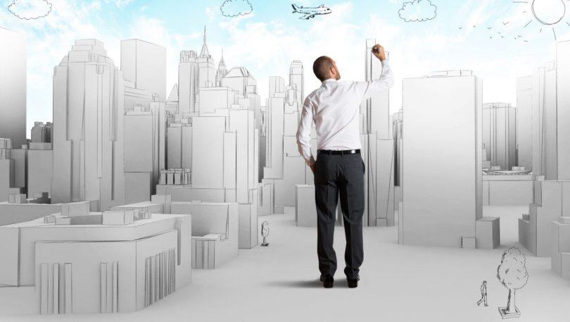O que empresas líderes fazem para conquistar o mercado imobiliário?